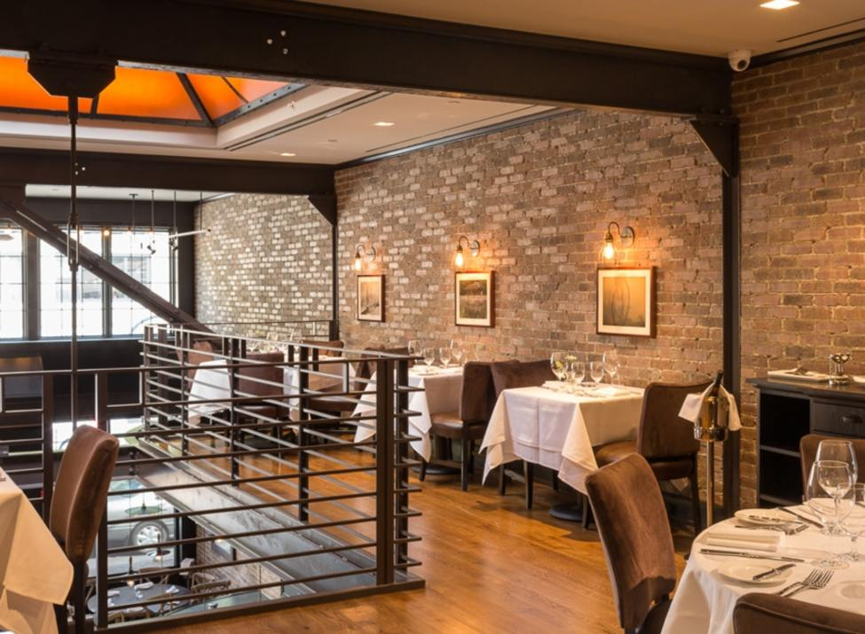 winston restaurant