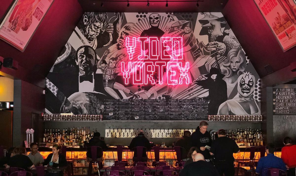 Video Vortex at Alamo