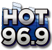 Hot 96.9 logo