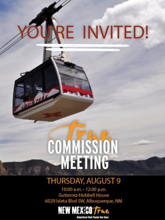 FY19 Q1 Tourism Commission Meeting