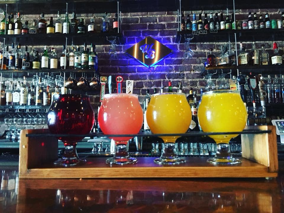 mimosa bloody mary bar