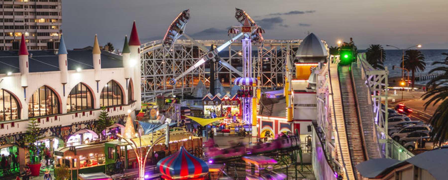 Luna park melbourne for Puerta 9 luna park