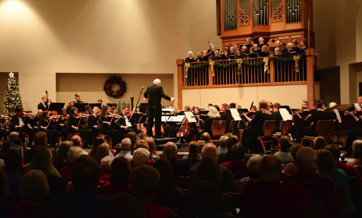 Hendricks Symphonic Orchestra and Chorus