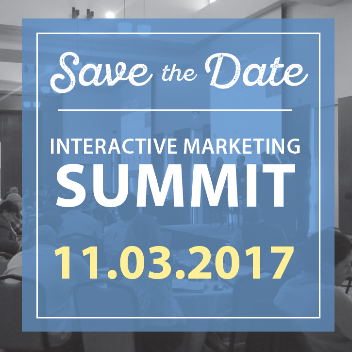 Summit 2017 Save the Date