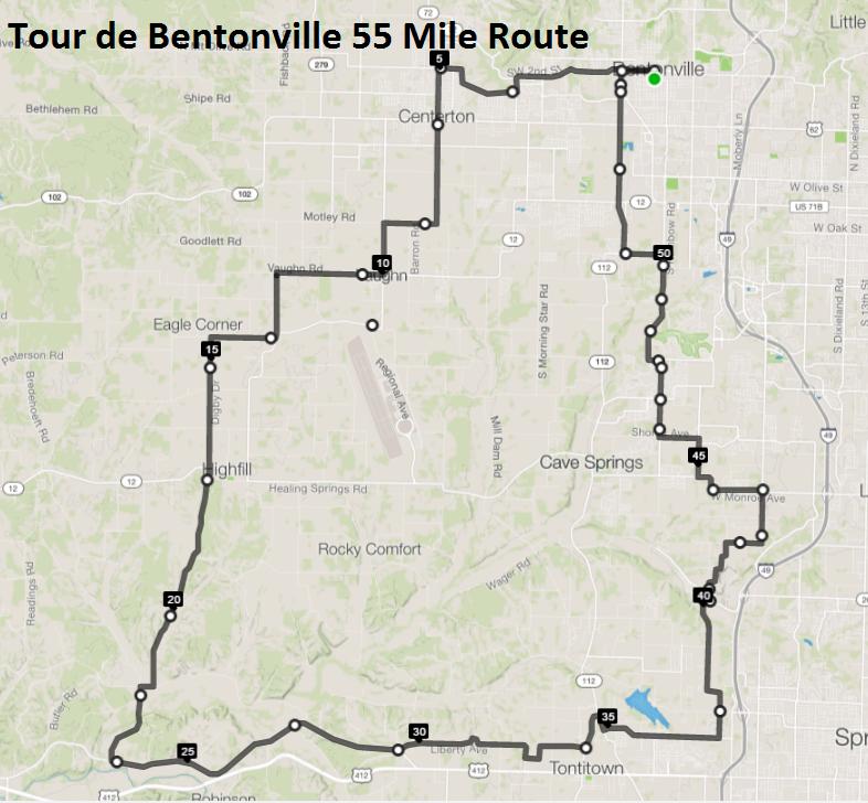 55 Mile