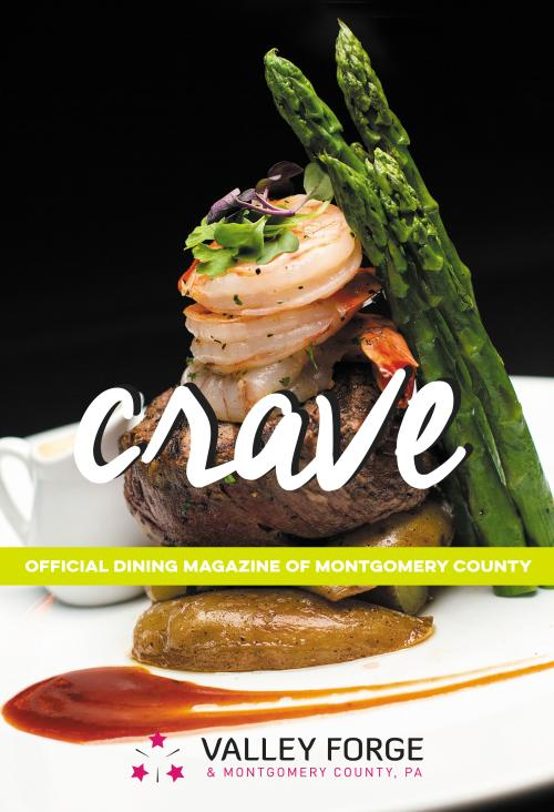 Crave Cover Winter 2017