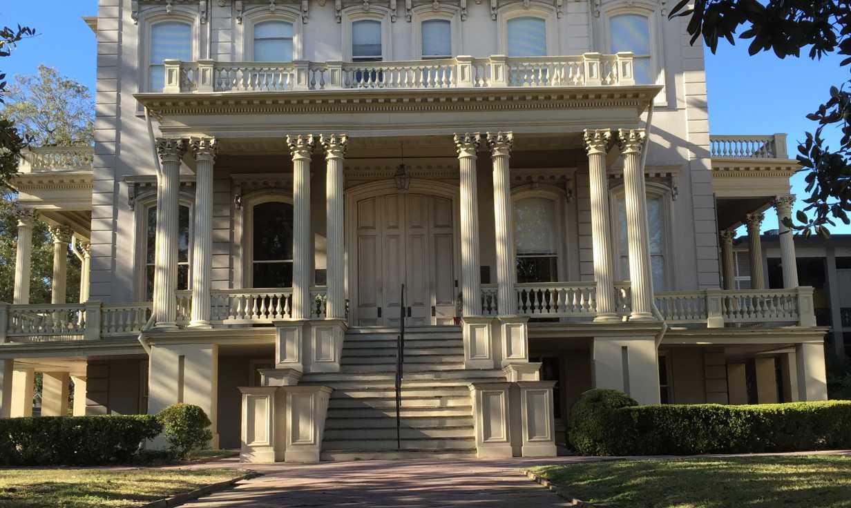 Bradish Johnson House/Garden District