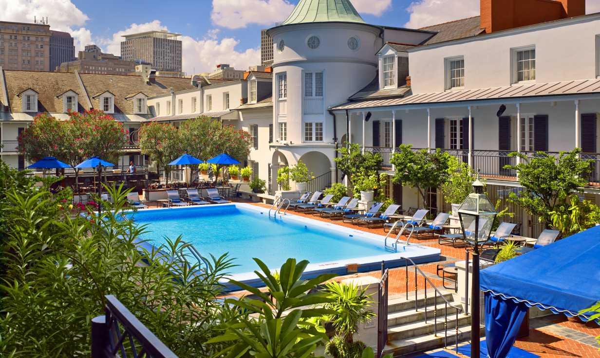 Oasis Pool and Bar