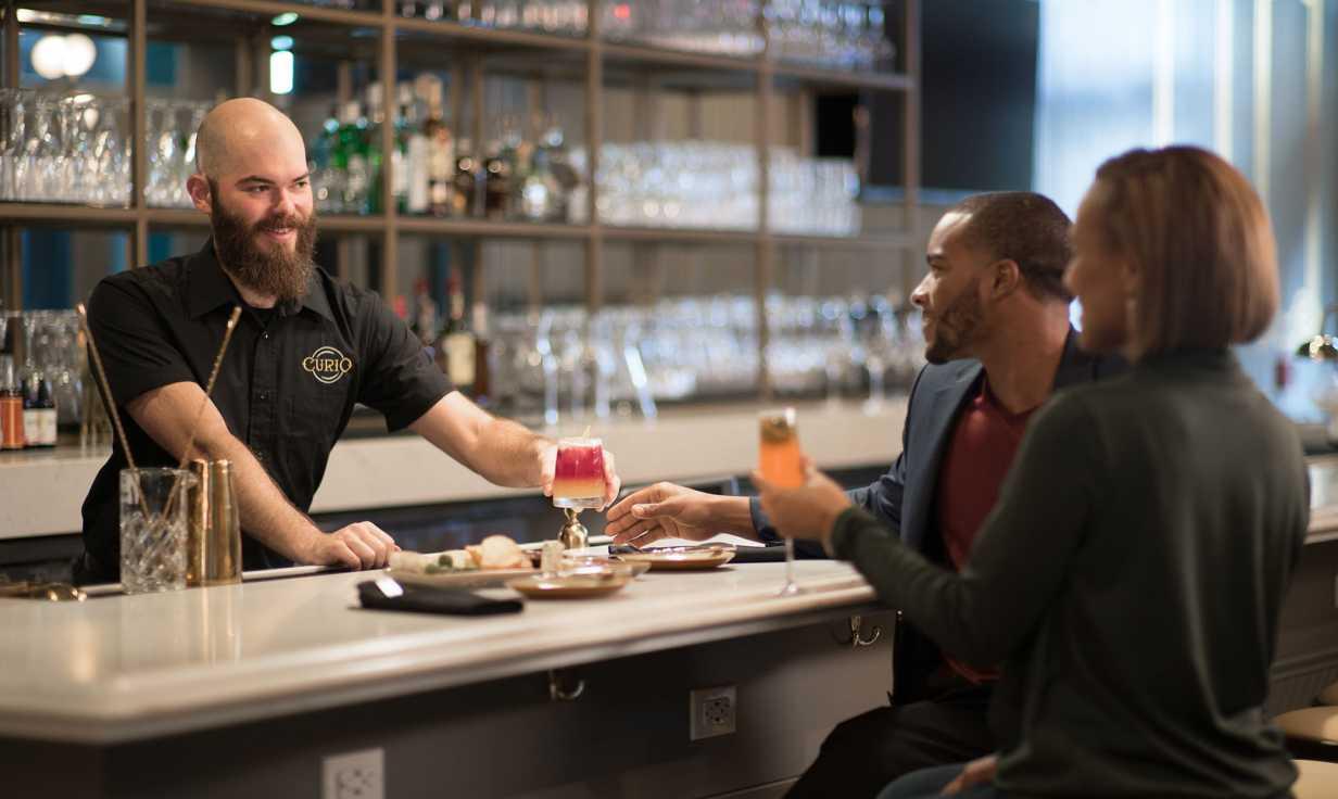Curio- French Quarter Restaurant and Bar