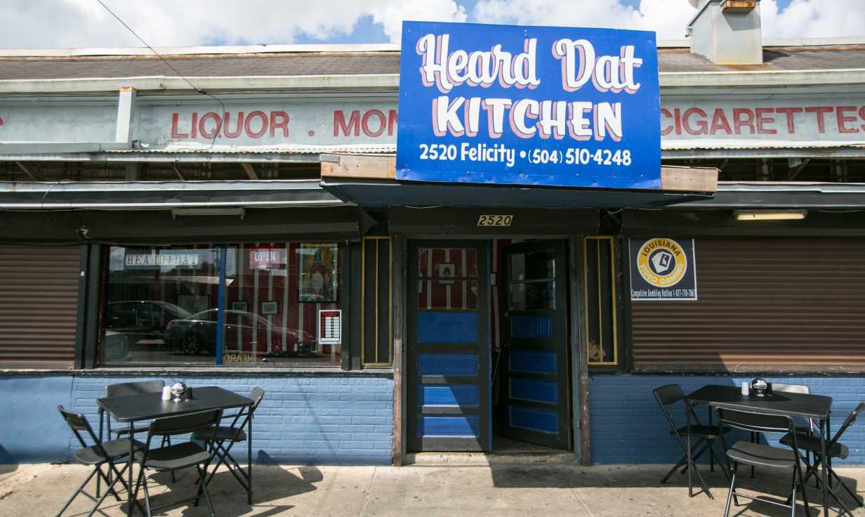 Heard Dat Kitchen