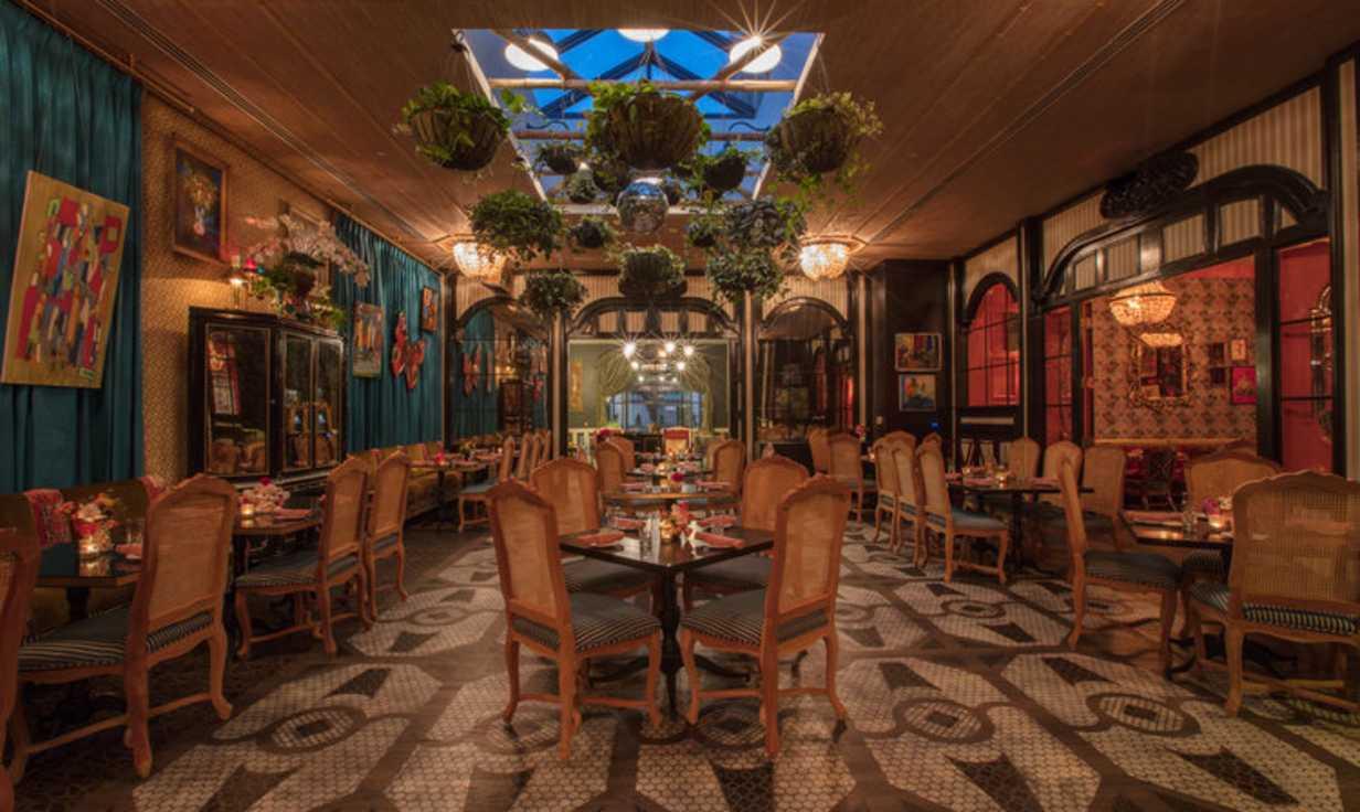 Jack Rose- Jack Dining Room