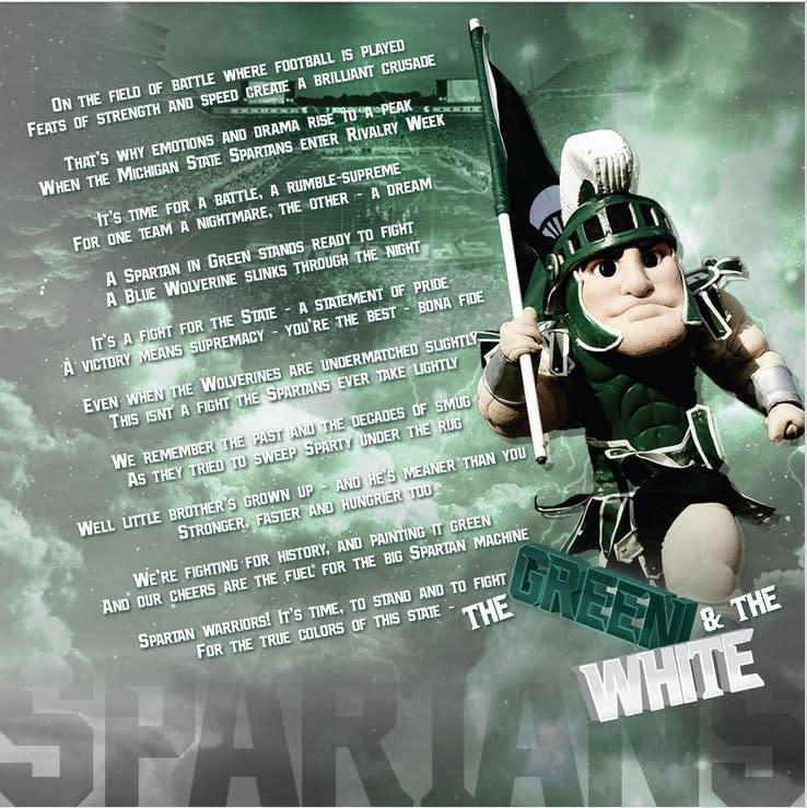 Brendan's Spartan Poem