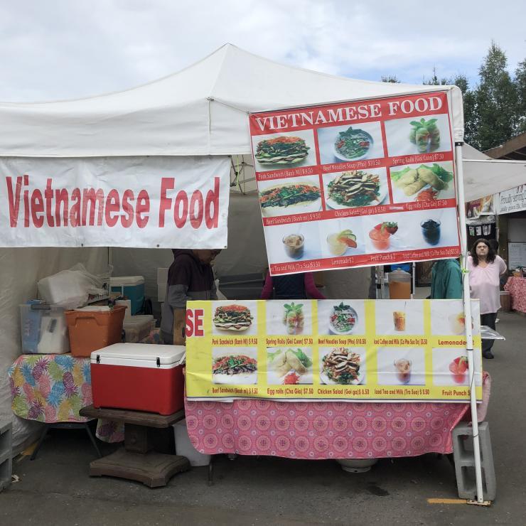 Farmers Markets - Fairbanks Alaska -