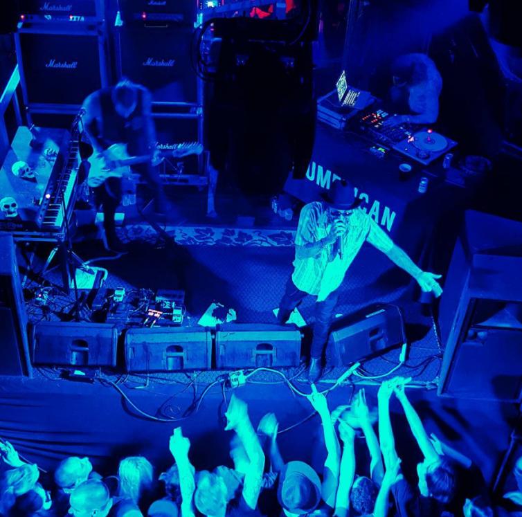 Yelawolf Performes at Level Nightclub