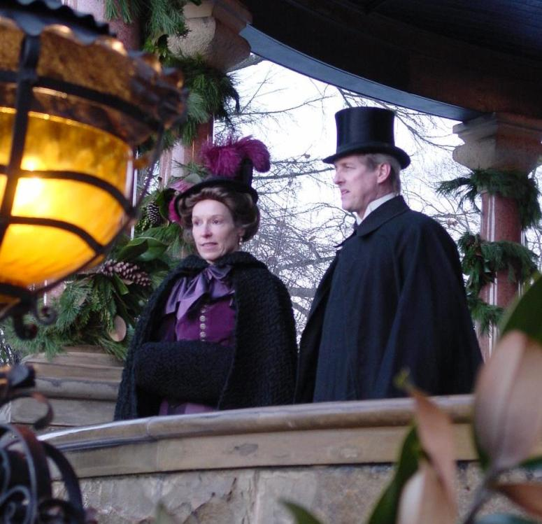 Maymont Victorian couple