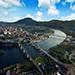 Chattanooga from the Air
