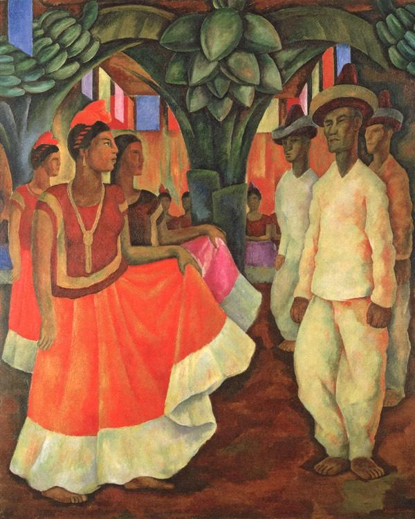 MFAH Painting Mexico