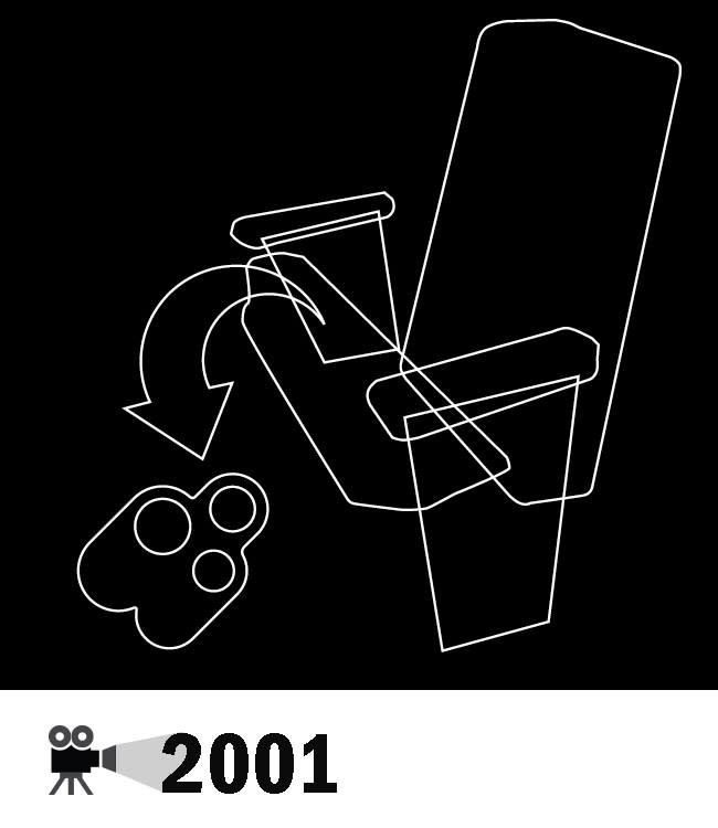 2001 Poster: Wisconsin Film Festival