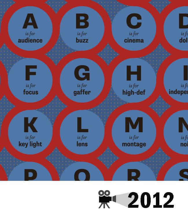 2012 Poster: Wisconsin Film Festival