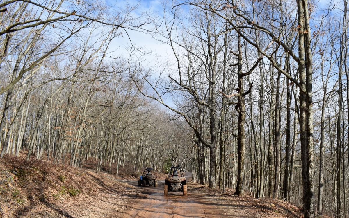 Off-Road Fun in the Pocono Mountains