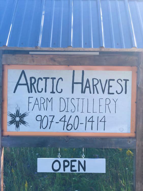 Farmers Markets - Fairbanks Alaska - Arctic Harvest
