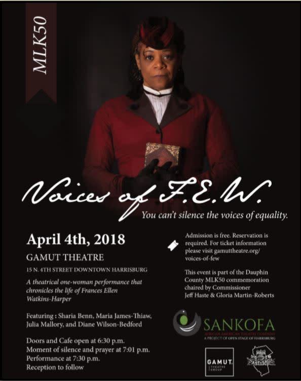 MLK Anniversary 2018 - Voices of F.E.W.