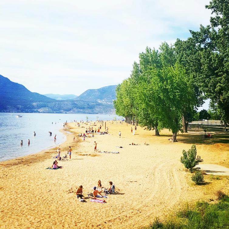 City Park Beach