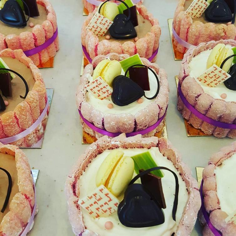 Sandrine French Pastry Desserts