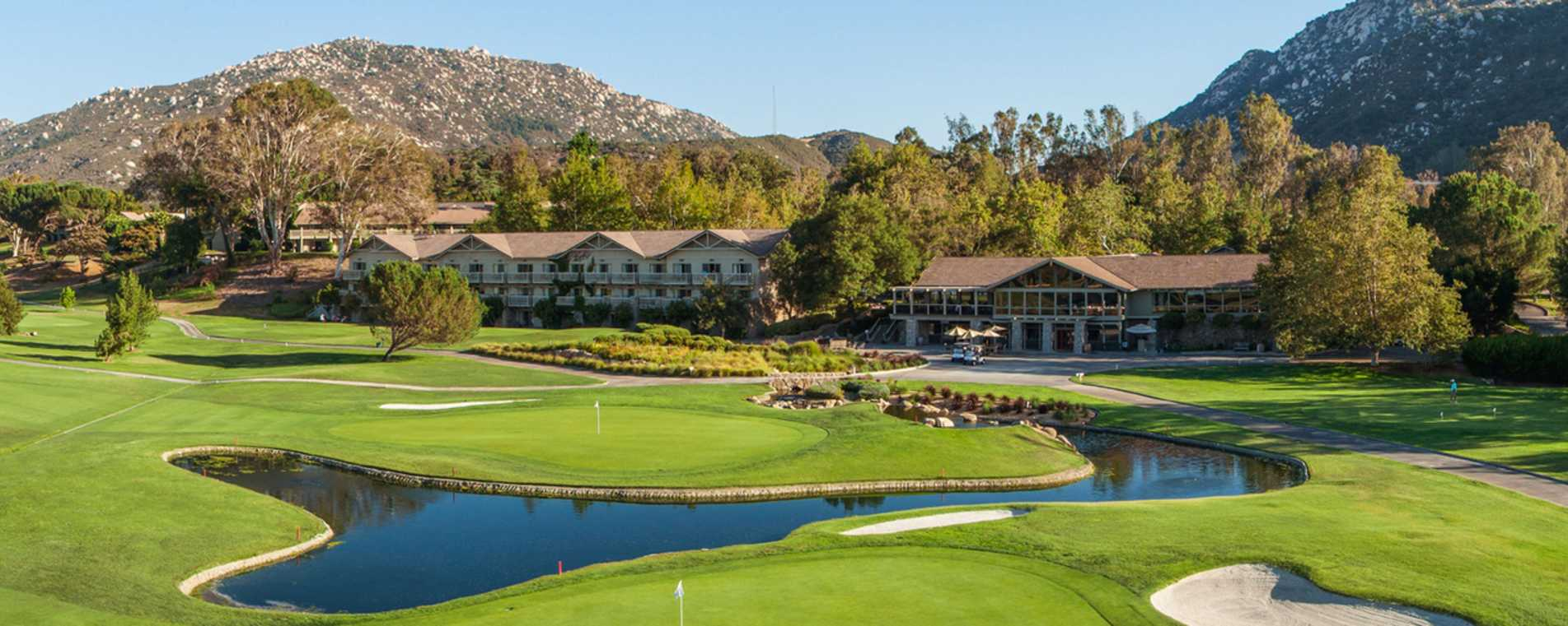 Golf - Temecula Creek Inn