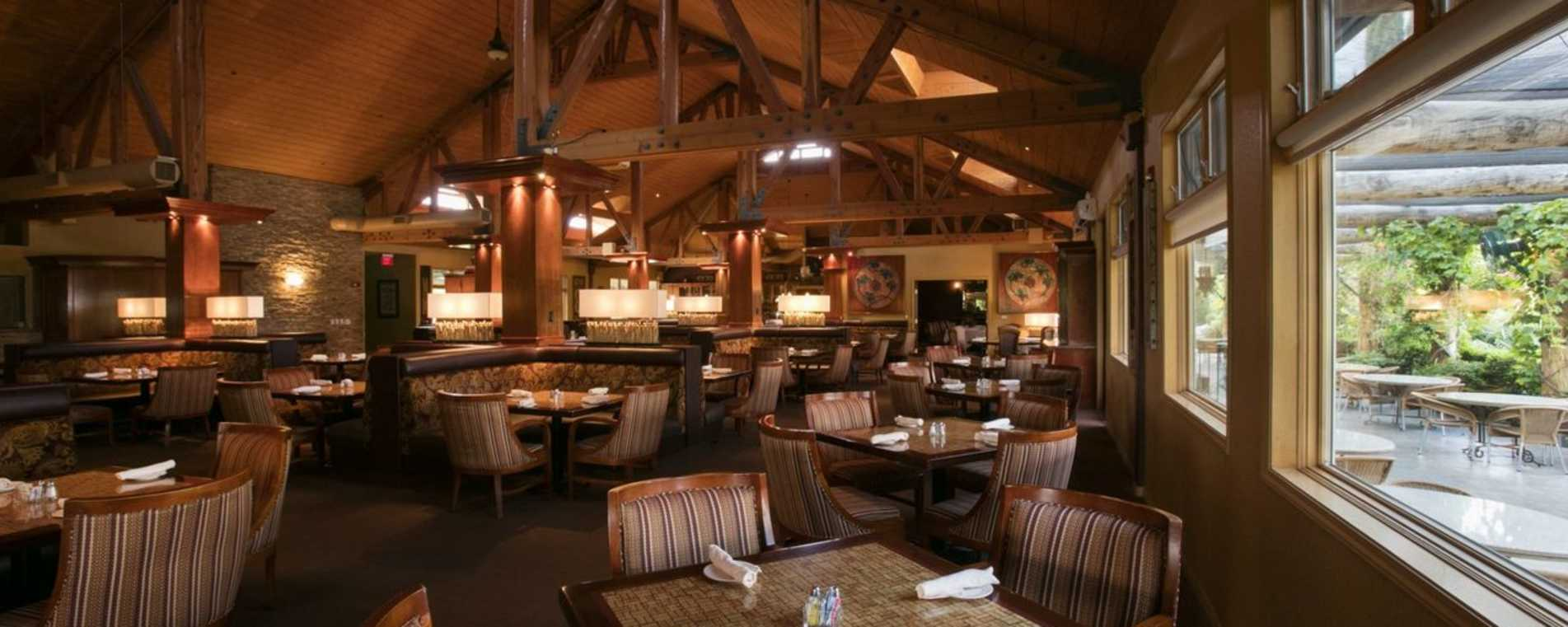 Vineyard Rose Restaurant