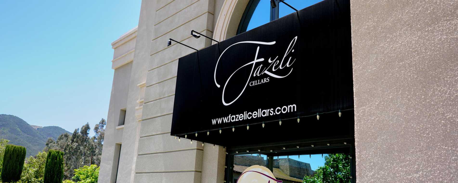 Fazeli Cellars Old Town Temecula Tasting Room