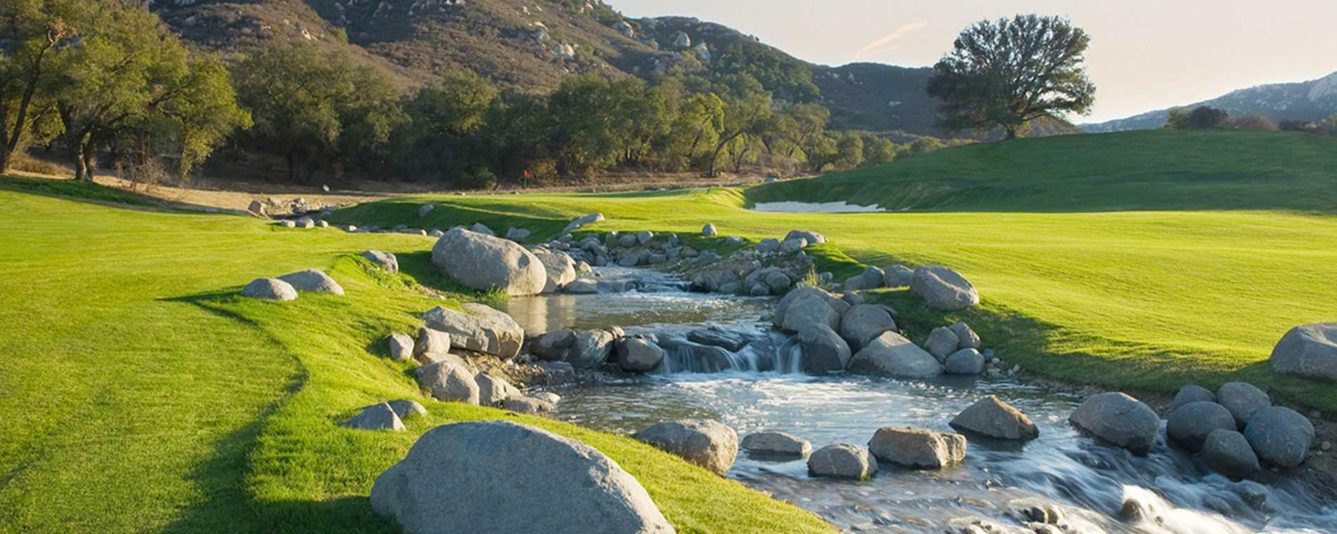 Golf - Pechanga Resort & Casino