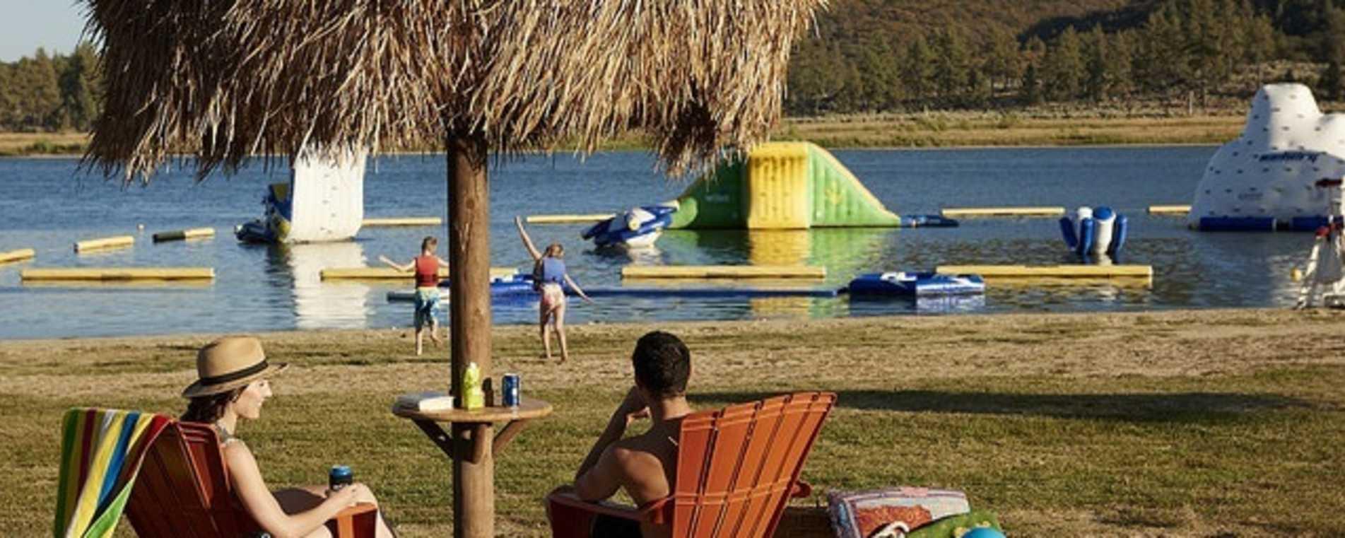 Water Park - Lake Hemet