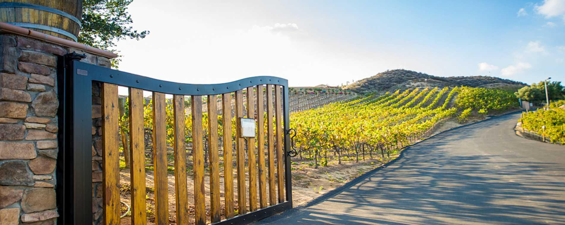 Oak Mountain Winery - Temecula