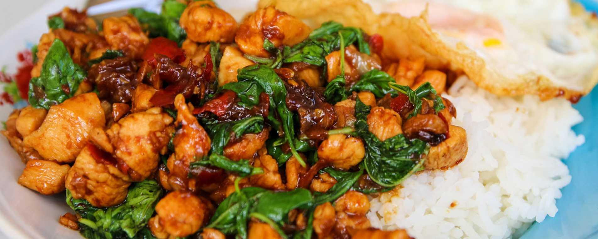 Bangkok Chef Restaurant - Temecula