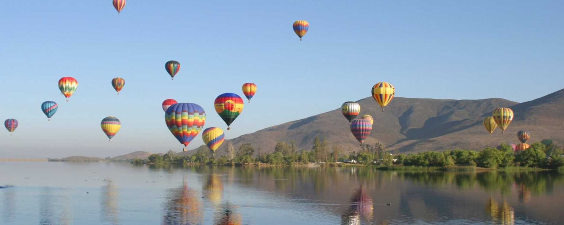 A Grape Escape Balloon Adventure - Temecula
