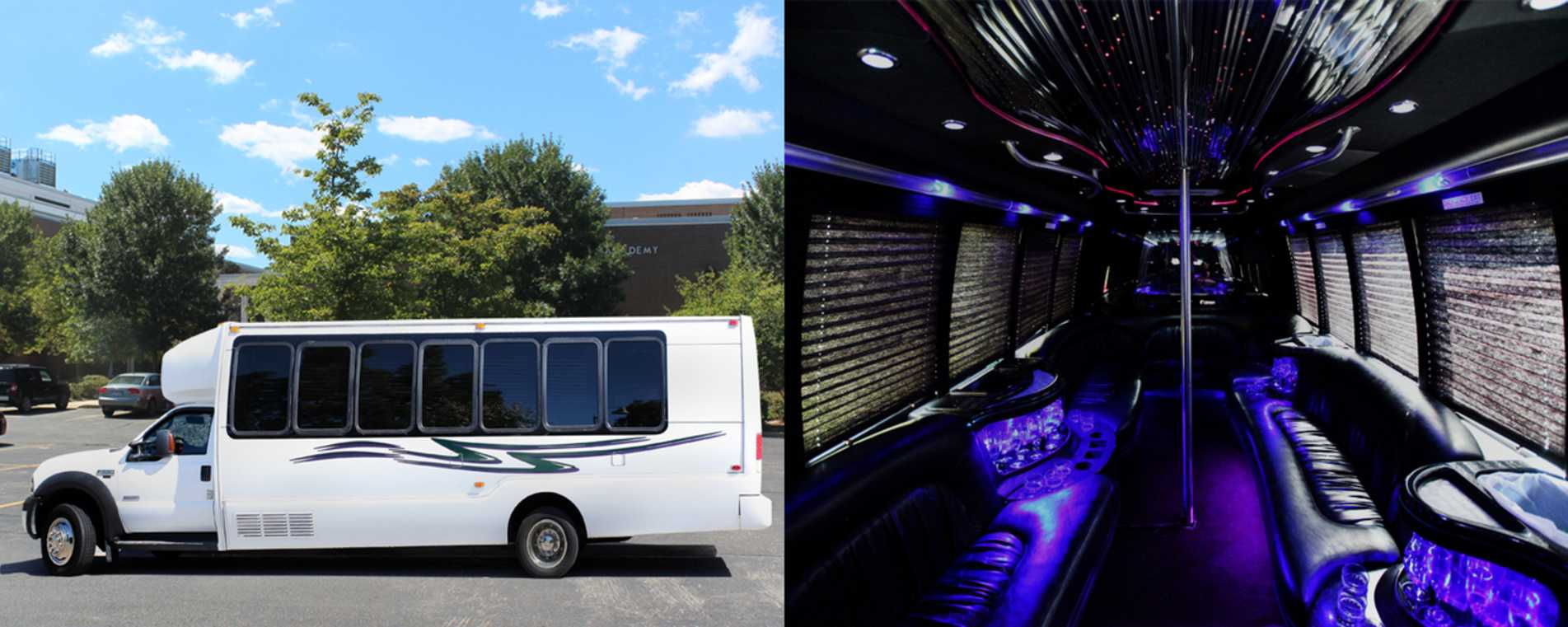 Aall In Limo & Party Bus - Temecula