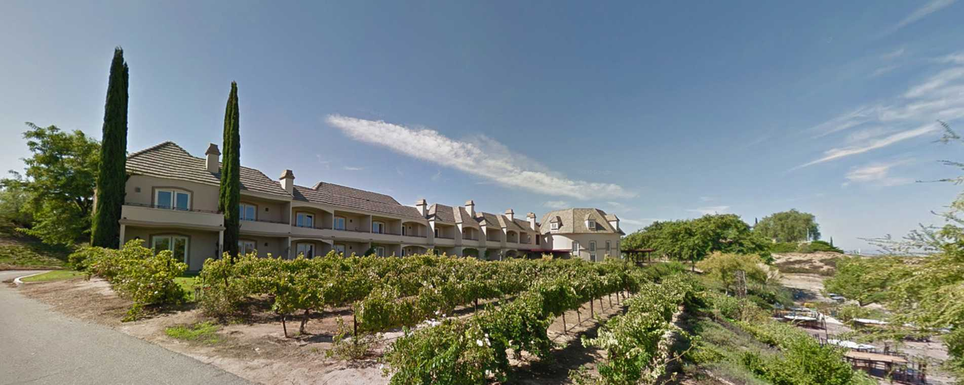 Inn at Churon Winery - Temecula