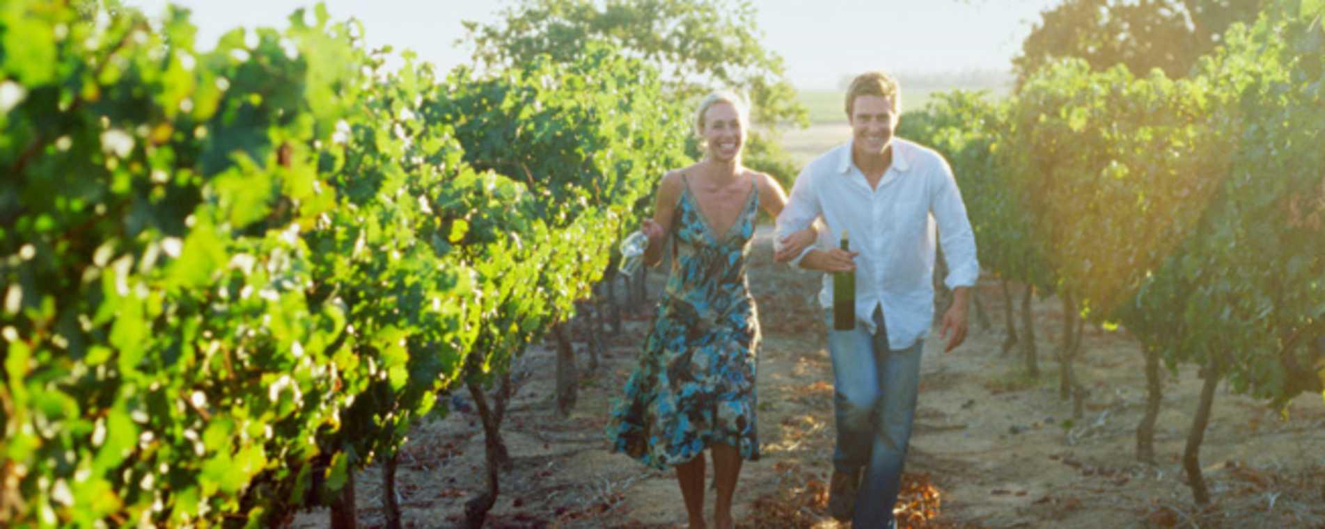 Wine Country Getaway Package