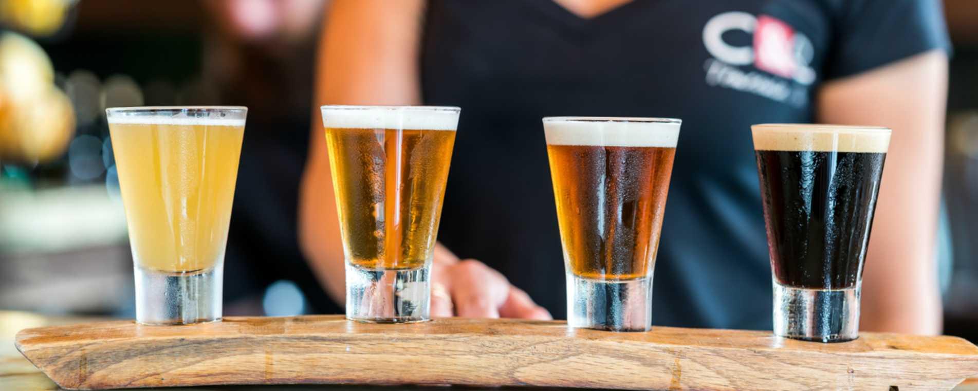 Crush N Brew Beer - Temecula
