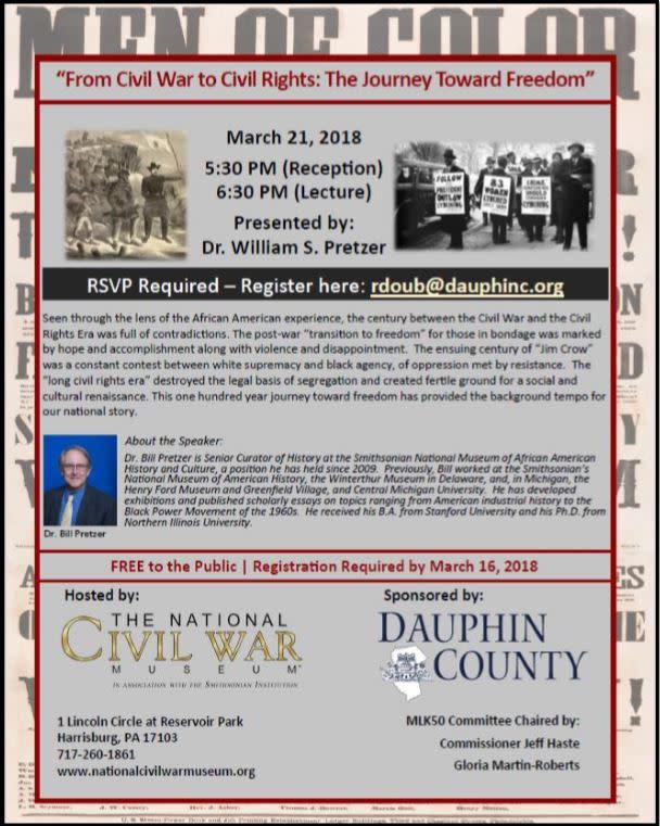 MLK Anniversary - Presentation at NCWM 2018