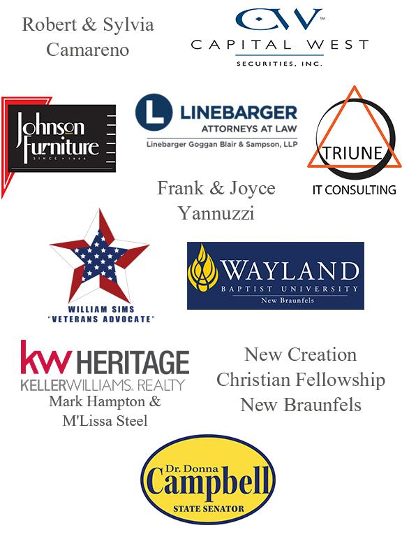 Military Affairs Committee luncheon sponsors