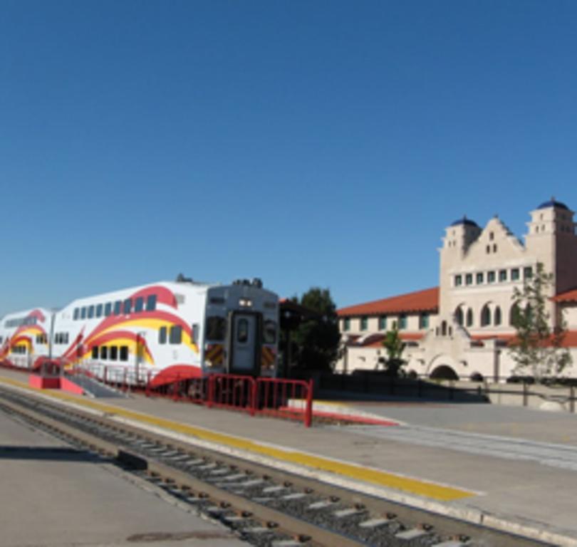 Alvarado Rail