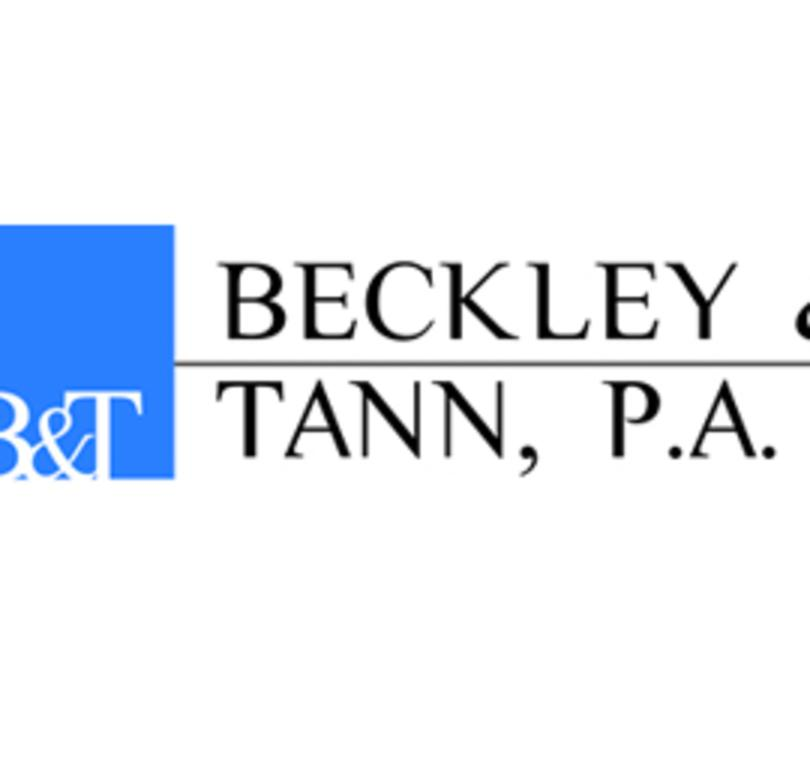 Beckley & Tann, P.A. Attorneys at Law