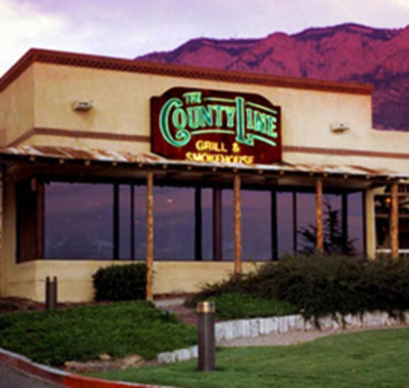 The County Line of Albuquerque