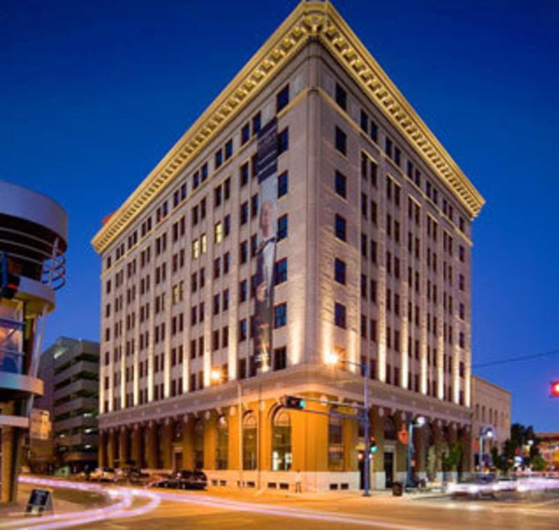 Historic Banque Building Event Center