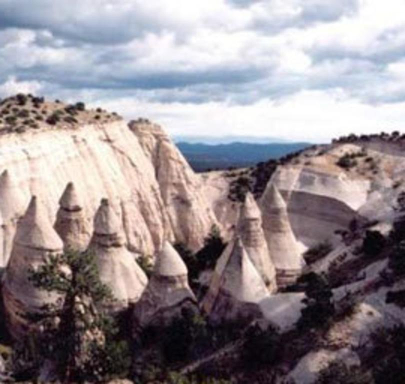 Kasha-Katuwe Tent Rocks National Monument