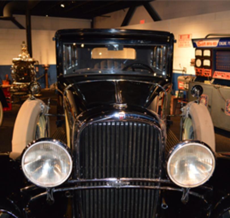 Unser Racing Museum