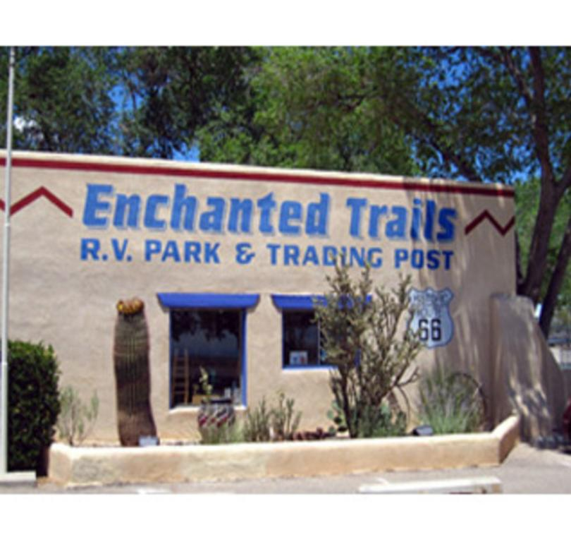enchanted trails RV park\