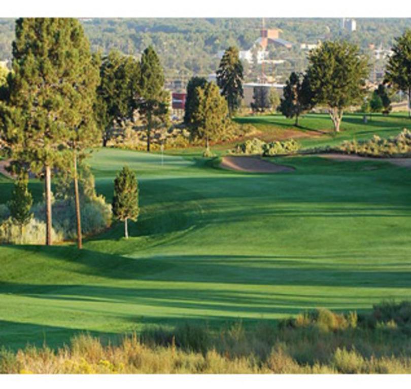 unm golf course